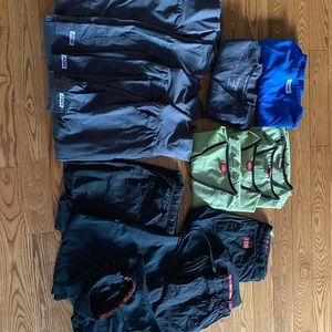 Lot Of Scrubs Dickies Mobb Mostly Women's Size XS